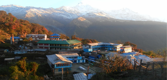 Ghorepani Offers Comfortable Acommodation -  himaland.com
